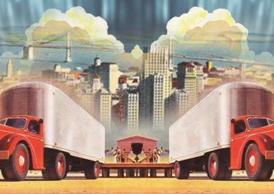 Truck SF