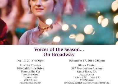 Broadway DEC 2016 Poster
